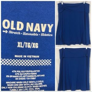 Old Navy pull on skirt size XL